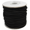 Elastic Cord Medium Black 2mm